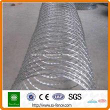 Razor high security blade wire