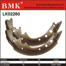 Advanced Quality Brake Shoes (K2260)