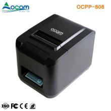 Découpeur automatique à grande vitesse d'OCPP-808 et USB plus série plus Ethernet ou WiFi plus USB Ports imprimante thermique de position de 80mm