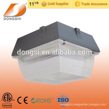 Warehouse canopy light gastation canopy light 5 year warranty