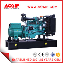 Sistema de generador diesel del generador 80kw de la fábrica de OEM China del generador CUMMINS