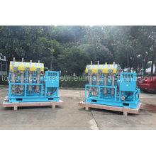 Völlig ölfreier Sauerstoff-Wasserstoff-Kompressor