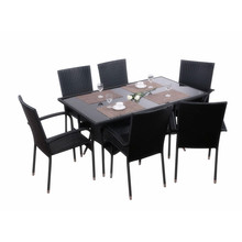 Special for Patio Furniture Sets outdoor 5pc rattan dining set supply to Pitcairn Suppliers