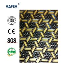 Новый дизайн и высокое качество глубокий рельефный стальной лист (РА-C044)
