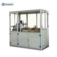 380V Taiwan PLC-Industrie-Touch Screen PVC-Plastikkarten-lochende Maschine