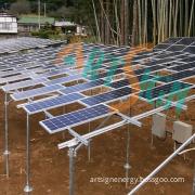 PV Solar Farm System off Grid Solar System