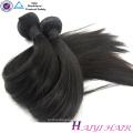 Extension de cheveux brésiliens Straight Body Wave bouclés cheveux noirs Weave Brands