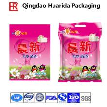 Plastikwaschmittel-Verpackungs-Tasche / Waschpulver-Tasche mit Kunden-Logo