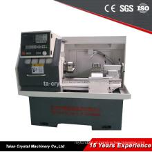 Preço variável da máquina do torno do CNC da precisão CK6132A da velocidade variável da expo de março