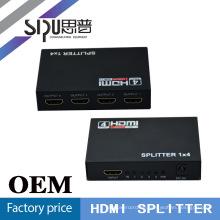 SIPU HDMI Matrix Switcher 2.0 3 x 1-HDMI2.0-Schalter-5x1Support-4Kx2K@60Hz mit IR-Steuerung