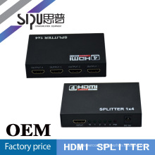 SIPU HDMI matrix Switcher 2.0 3x1 HDMI2.0 Switch 5x1Support 4Kx2K@60Hz with IR Control
