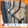 CE BV certificado galvanizado y revestido de PVC Valla soldada de malla de alambre