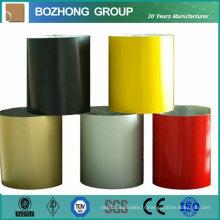 5754 bobine chaude en aluminium enduite de couleur de vente