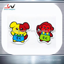 Hot sale Any shapes, Customized pvc fridge magnet
