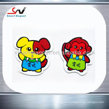 Рекламный декор 3d pvc холодильник магнит