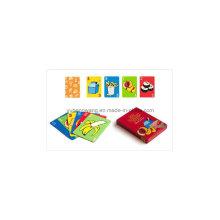 Cartão de jogo do miúdo, jogo de mesa Smart Card