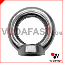DIN 582 Lifting Eye Nut Zinc Plated