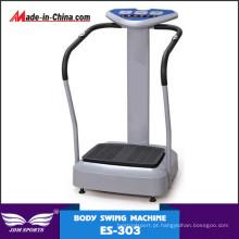 Máquina magro da placa da vibração do corpo louco quente da aptidão da venda