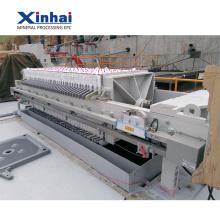 Schnell verkaufend!! ISO 9001 & CE Hydraulische Filterpresse Maschinengruppe Einführung