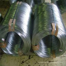 Bobina de alambre de hierro galvanizado en caliente DIP