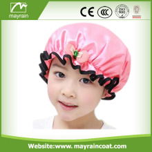 Baby Child Bathing Shower Shampoo Caps Chapéus