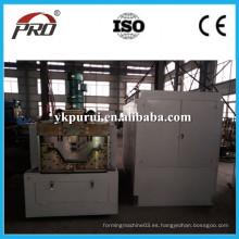 China YK-PRO Fabricación de acero de color de techo arqueado máquina