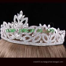 2016 nueva corona del Rhinestone de la llegada