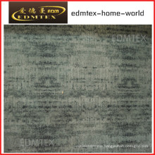 100% Polyester Knitted Fabric Printing Velvet Curtain Fabric (EDM0456)