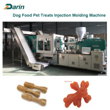 Hydraulic Pet Food Injection molding technical line