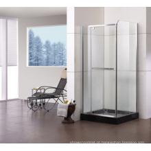 Porta de batente de vidro Jb-S090