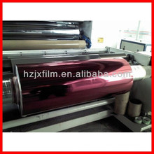 Color Mylar Film