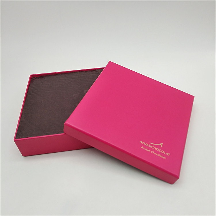 Chocolate Box With Dividers