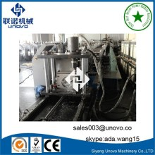 automatic roll fomer line for hat channel