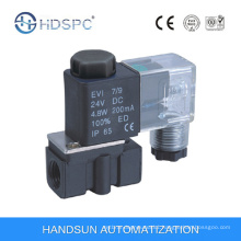 2p Series 2/2-Solenoid Valves with Engineering Plastic Body