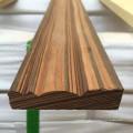 Декоративные деревянные лепные украшения Твердые деревянные лепные украшения Тисненые деревянные лепные украшения