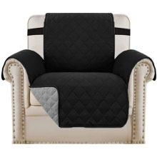 Dogs Pet Reversible Sofa Protector Chair Schonbezüge
