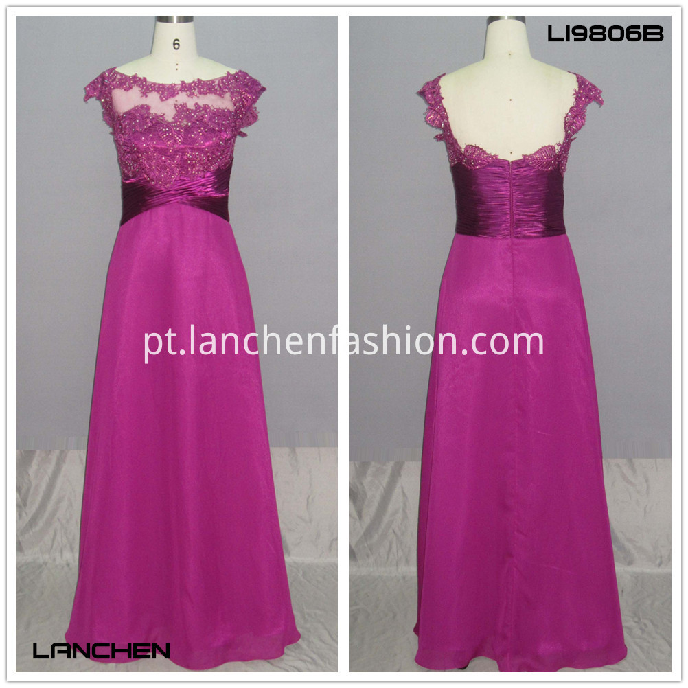 Women's Lace Long Dress