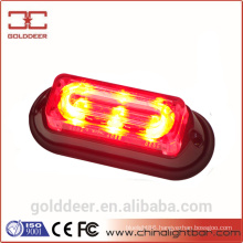 Car Decoration Mini Strobe Lights 12V