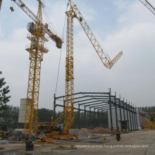 Fast/Self erection Tower Crane With Good Price and High Configuration