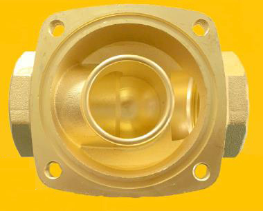 Material & Detail display of ADK11-25A NC Ckd Brass Solenoid Valves