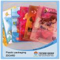Geschenk-Kasten Plastikkasten-Einsatz-Taschen-Kasten Kundengebundene Kasten