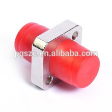FC/PC Optic Fiber Cable Adapter with Square body