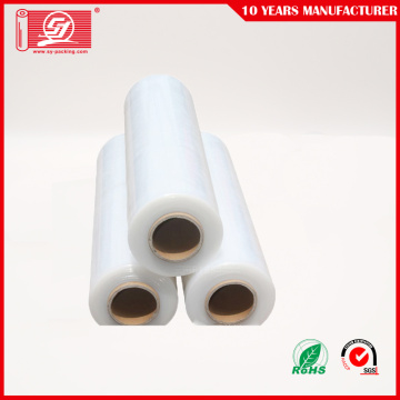 Diseño Wrap Film LLDPE Transparent Roll Stretch Film