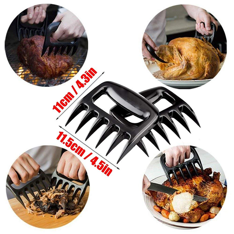 Silicone Meat Claw