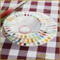Manchado conjunto de cerâmica 20 PCS Release Color Series