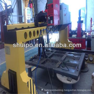 Drop Side Welding Machine/CNC Dumper Board Automatic Welding Robot/Side Wall Automatic Welding Machine
