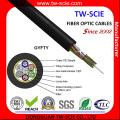 Câble fibre optique monomode de GYFTY