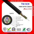 Non-Metalic GYFTY Fiber Optic Cable