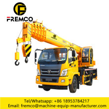 Hydraulic Telescopic Boom Crane with Factory Price