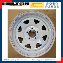 trailer tire 235/75R15 with steel wheel 15x7
